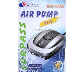 Resun Resun Air 8000 luchtpomp