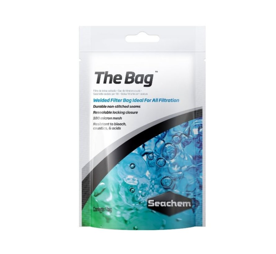 Seachem The Bag - fijnmazige filterzak