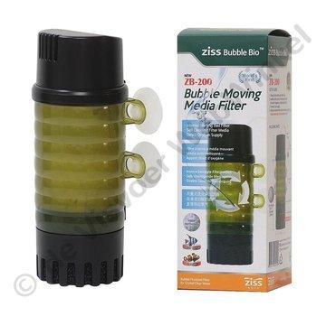 Ziss Aqua Ziss Aqua ZB-200 Bubble Bio filter, bewegend bed filter