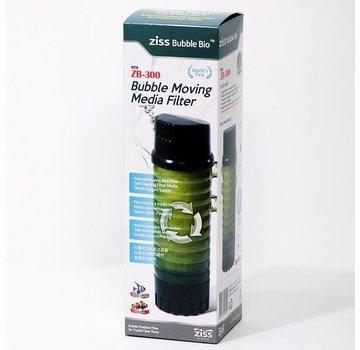 Ziss Aqua Ziss Aqua ZB-300 Bubble Bio filter, bewegend bed filter