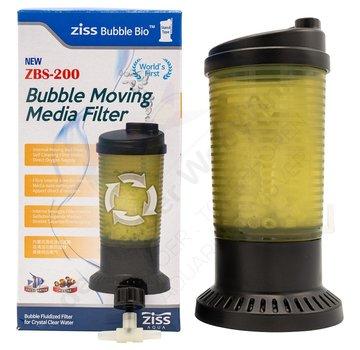 Ziss Aqua Ziss Aqua ZBS-200 Bubble Bio filter staand, bewegend bed filter