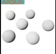 de Visvoer WebWinkel AAQUA Tourmaline garnalen mineraal balletjes groot (2,5cm)