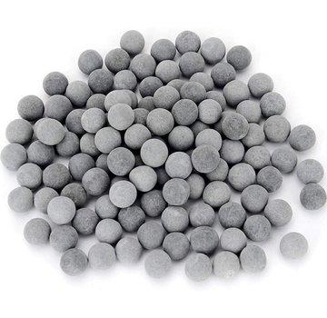 de Visvoer WebWinkel AAQUA Tourmaline garnalen mineraal balletjes klein (1cm)