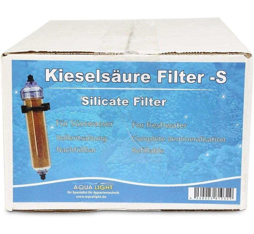 AquaLight DI filter - silicaatfilter-S