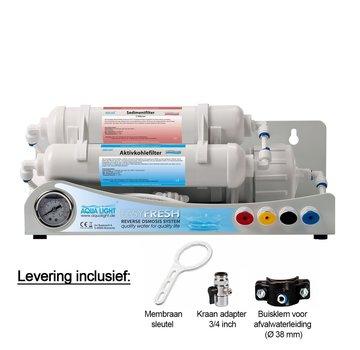 AquaLight EasyFresh osmoseapparaat 50 GPD - 190L
