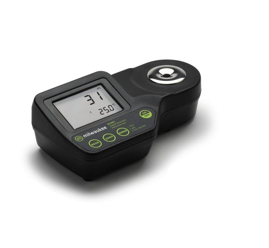 Milwaukee MA887 digitale refractometer