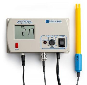 Milwaukee Milwaukee MC510 ORP Controller incl. MA921B/2 ORP Electrode