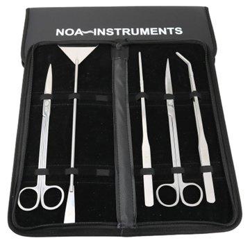 Aqua-Noa Noa-Instruments aquascaping tool set 5-delig