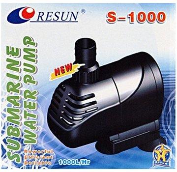 Resun Resun S-1000 aquariumpomp dompelpomp - 1000 L/H