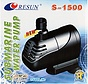 Resun S-1500 aquariumpomp dompelpomp - 1500 L/H