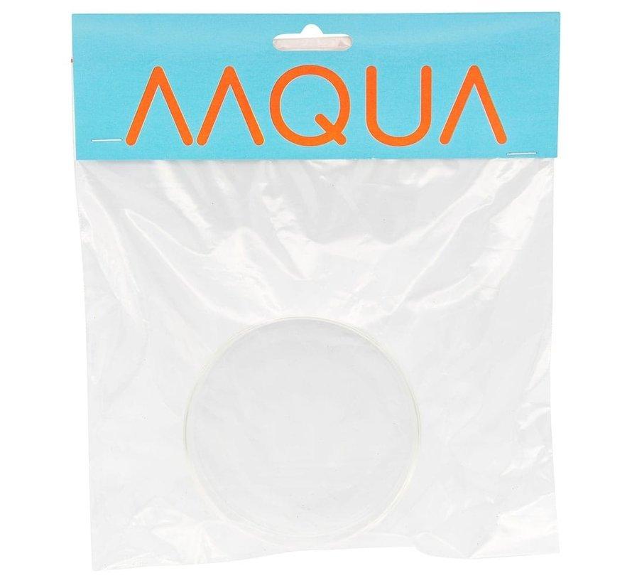 AAQUA voederschaal glas