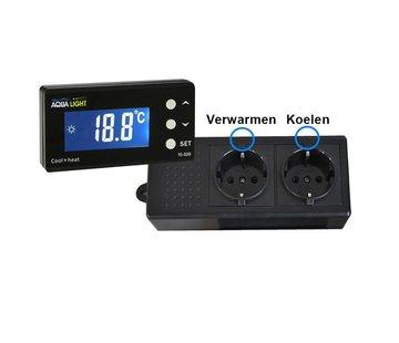 AquaLight AquaLight TC-320 temperatuur controller voor koelen en verwarmen