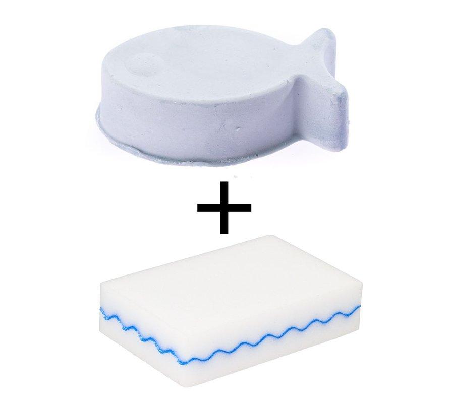 Cadeaupakket guppy zeep