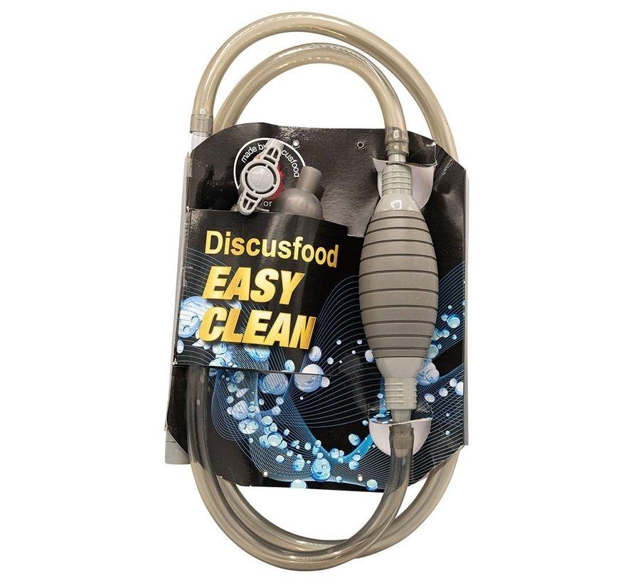 Discusfood Easy Clean bodemreiniger/ vuilzuiger
