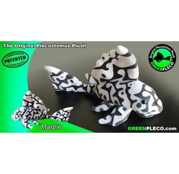 GreenPleco GreenPleco Serie 2 knuffel - Marble