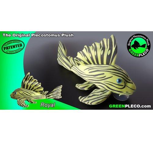 GreenPleco GreenPleco Serie 2 knuffel - Royal