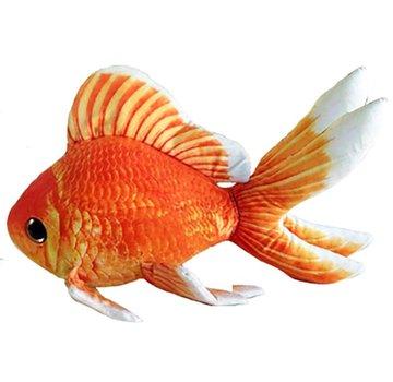 GreenPleco GreenPleco Serie 5 knuffel - Goldfish