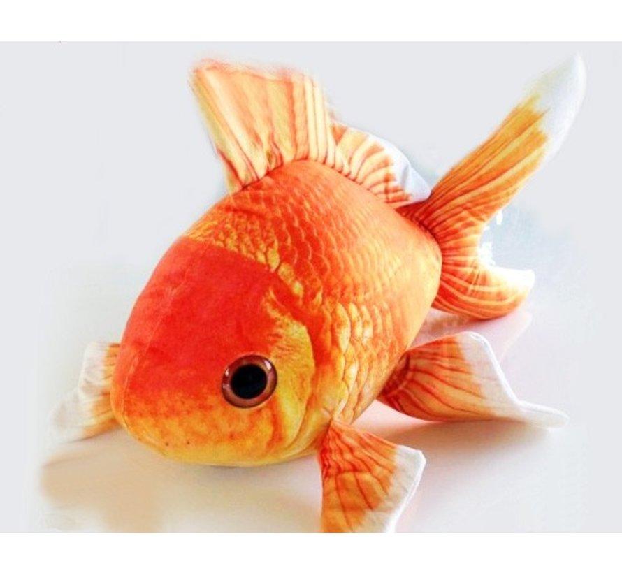 GreenPleco Serie 5 knuffel - Goldfish