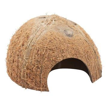 de Visvoer WebWinkel Halve kokosnoot schaal