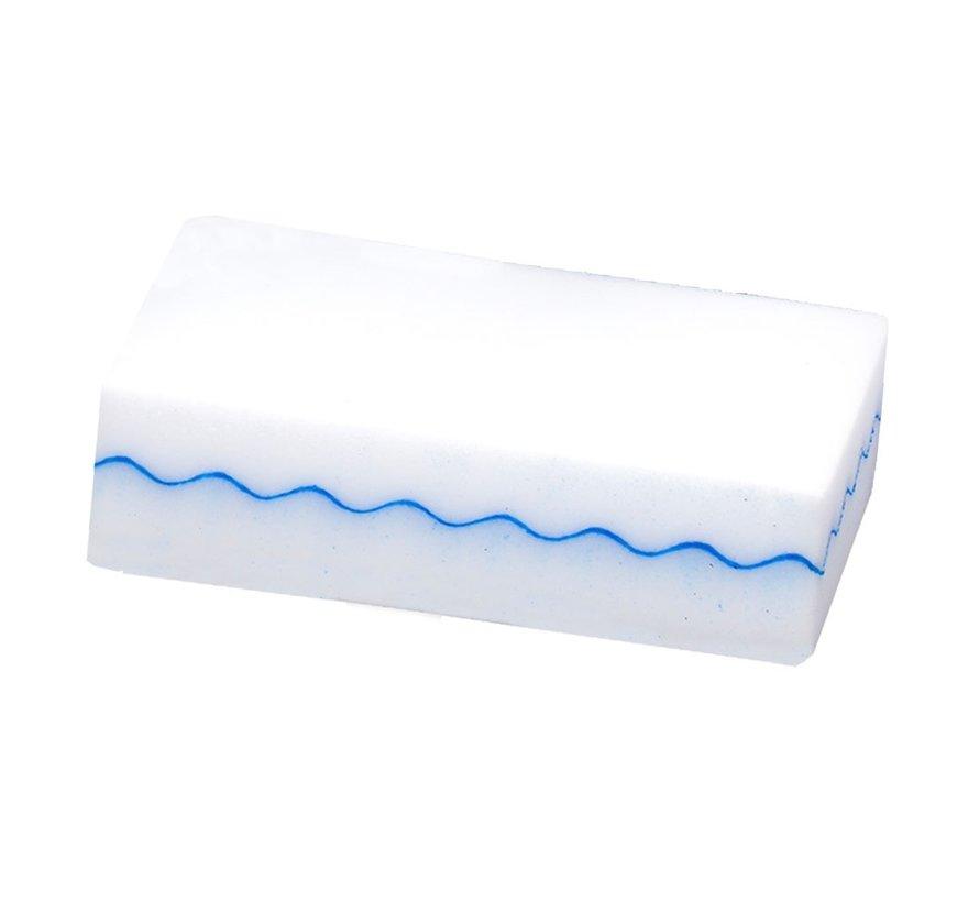 Jöst Aquaristic Blue Wave schoonmaakspons 110x70x30mm