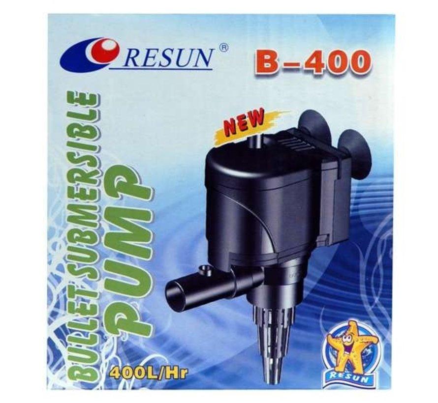 Resun Bullet Power Head stromingspomp - 400-2000 L/H