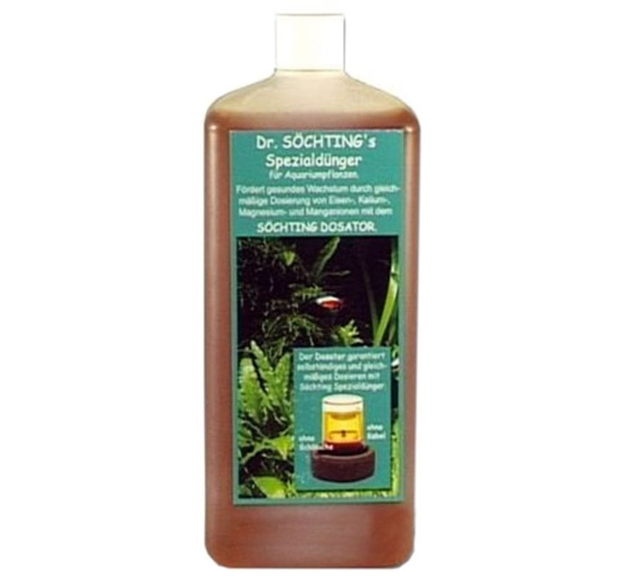 Söchting Dosator plantenvoeding 50ml-1L