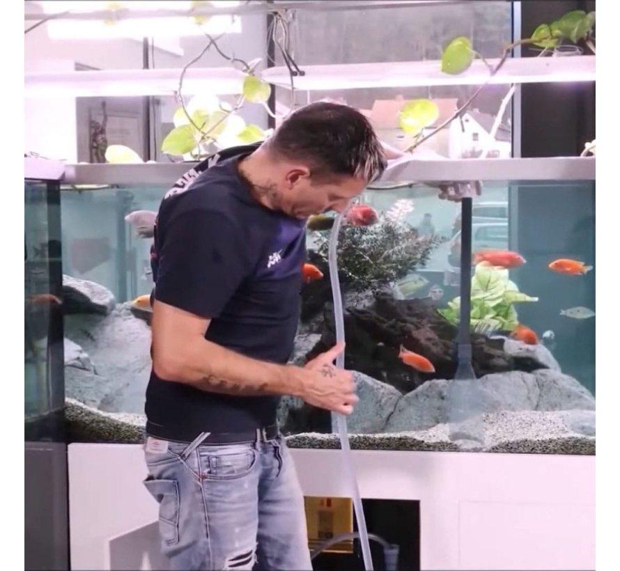 Jöst Aquaristic Eco Gravel Cleaner -  bodemreiniger/ vuilzuiger