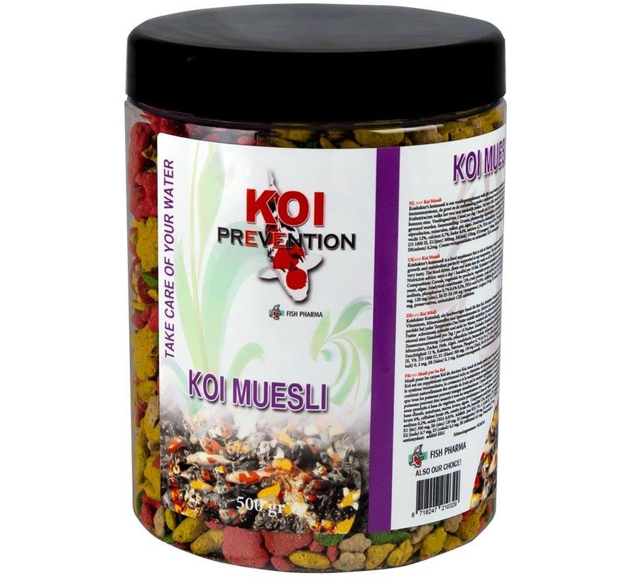 Fish Pharma Koi Muesli 500gr