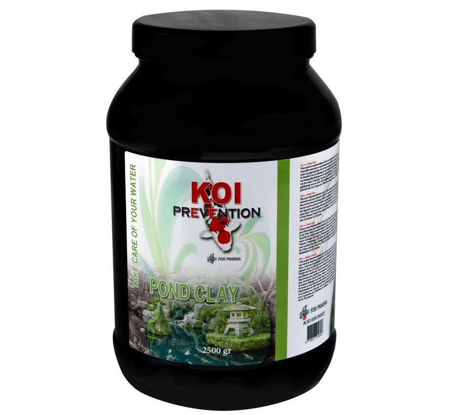 Fish Pharma Pond Clay (montmorilloniet klei) 2,5kg