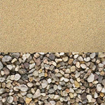 Zand en grind