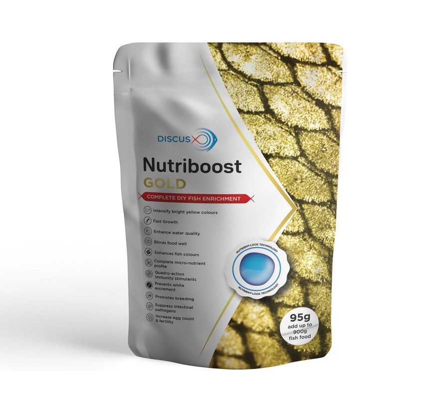 DiscusX Nutriboost Gold