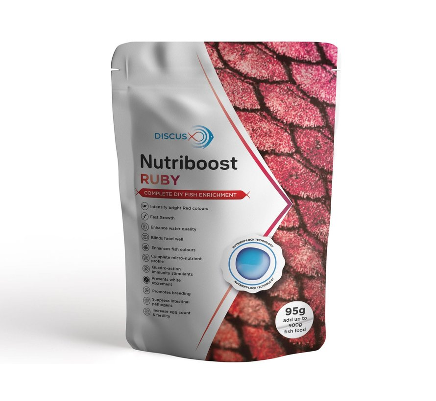 DiscusX Nutriboost Ruby