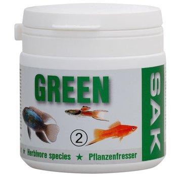S.A.K. - Exot Hobby S.A.K. Green  - veel plantaardige ingredienten