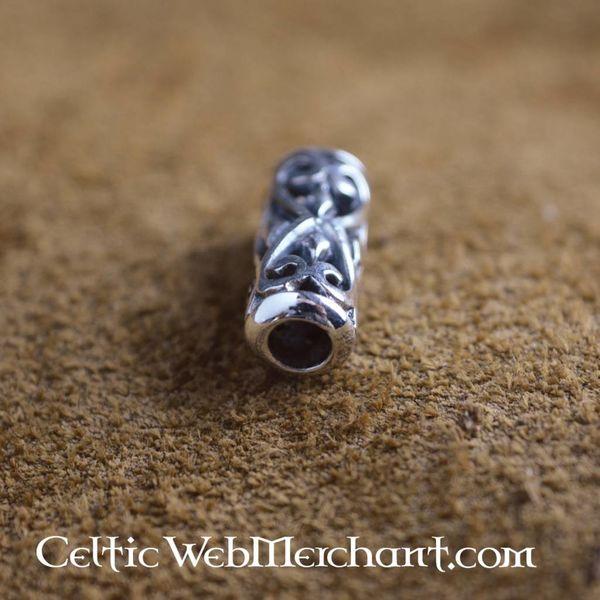 Medieval långt skägg pärla