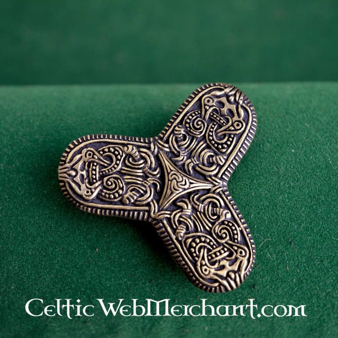 Vikingo broche de Tranby