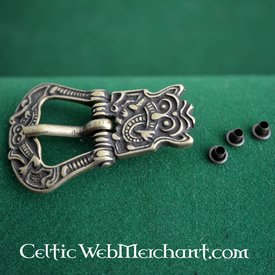 Viking buckle Birka