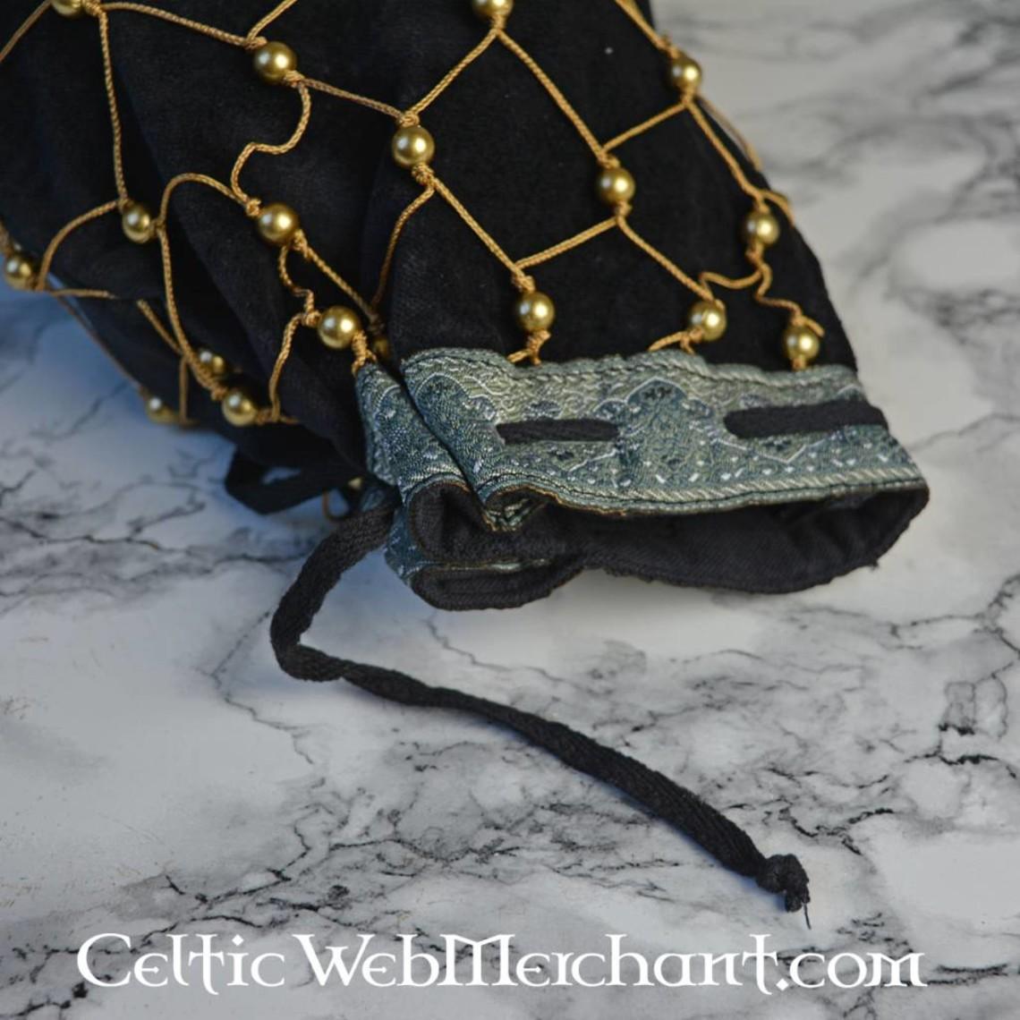 Leonardo Carbone Adellijke buidel, zwart