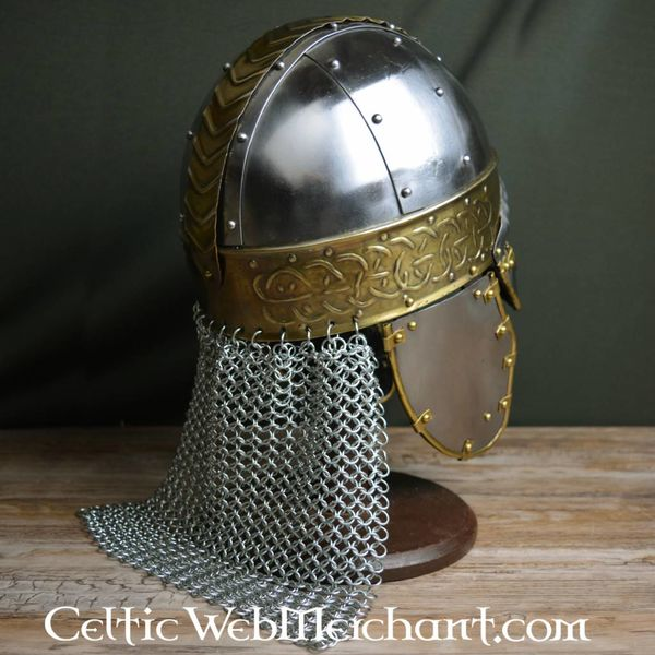 Deepeeka Viking Beowulf casque
