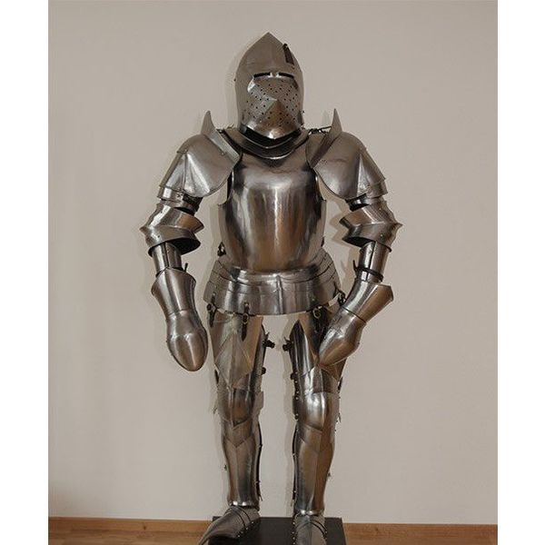 Deepeeka Early 15th century suit of armor Milanese style