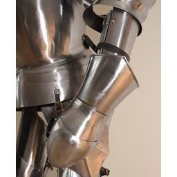 Początku 15 wieku zbroję Milanese stylu