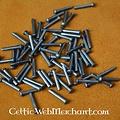 100 acier rivets 12 mm
