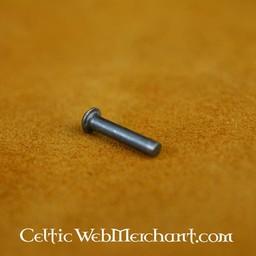100 de acero remaches 12 mm
