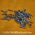 100 rivets en acier 8 mm