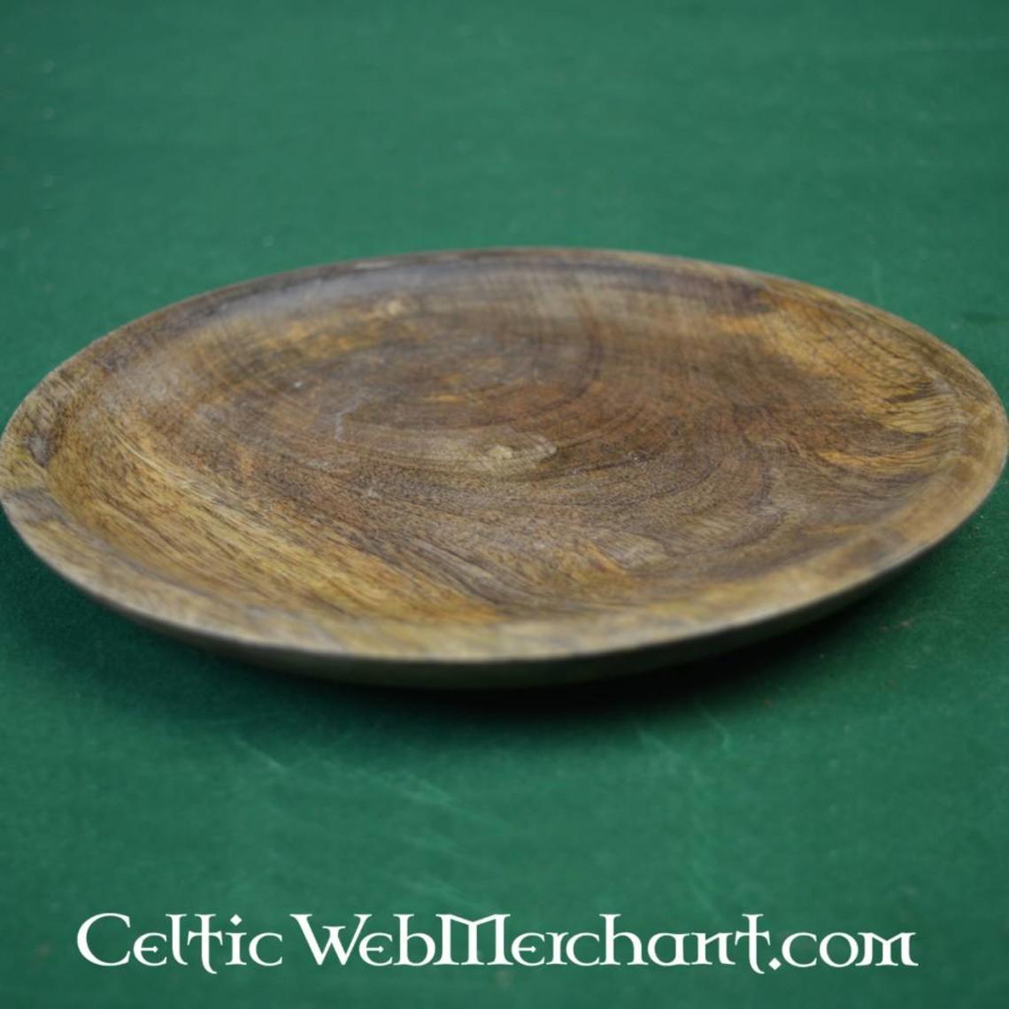 Houten bord 20 cm