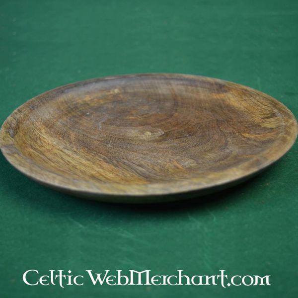 Assiette en bois 20 cm