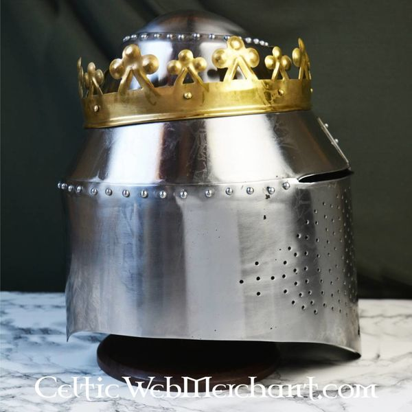 Deepeeka Großhelm König Edward I