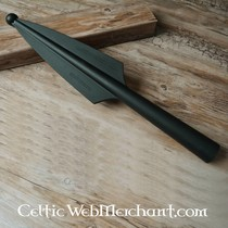Leonardo Carbone Ring bælte med Keltisk knude, brun