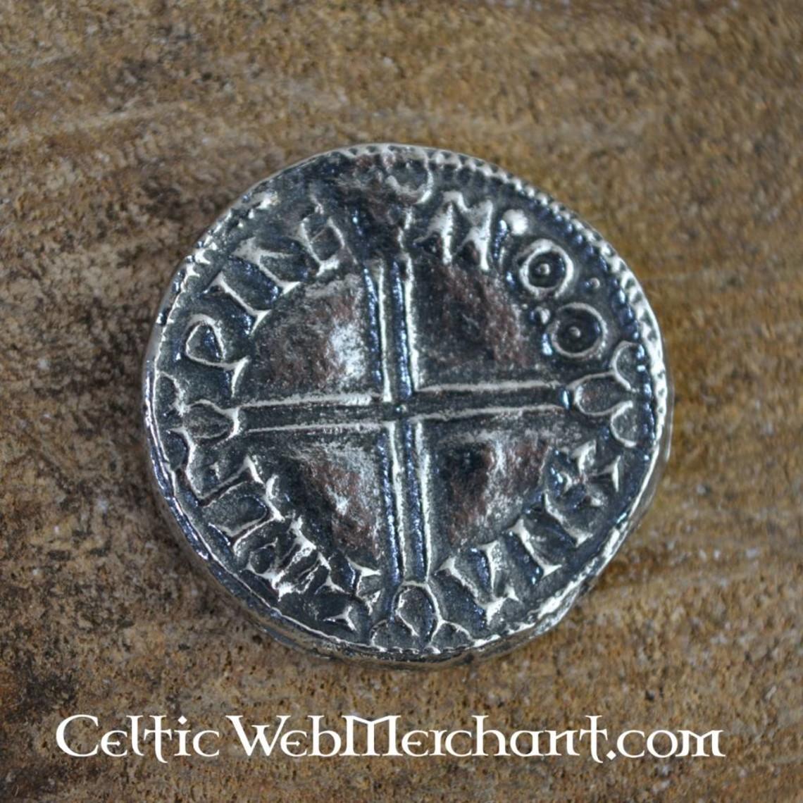 Angelsächsische Münze Aethelred II