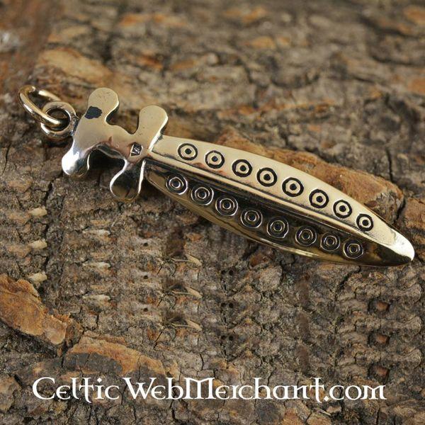 Keltisk sværd juvel