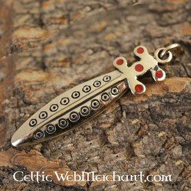 Keltisch zwaardsieraad